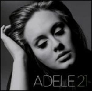 21 - CD Audio di Adele