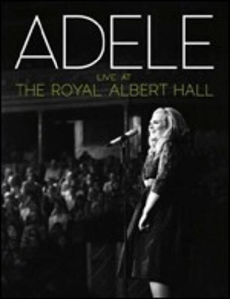 Live at the Royal Albert Hall - CD Audio + DVD di Adele