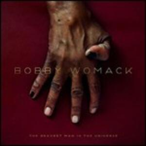 The Bravest Man in the Universe - Vinile LP di Bobby Womack
