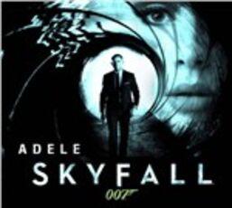 CD Skyfall Adele