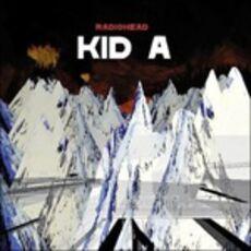 CD Kid A Radiohead