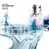 CD Ok Computer Oknotok 1997-2017 Radiohead