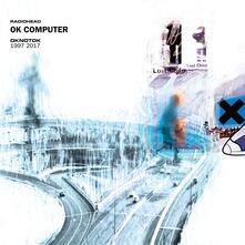 Ok Computer Oknotok 1997-2017 - CD Audio di Radiohead
