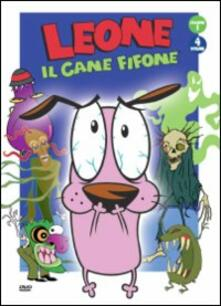 Leone. Il cane fifone. Vol. 4 - DVD