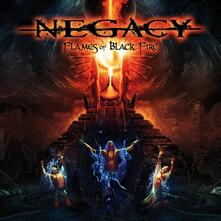 Flames of Black Fire - CD Audio di Negacy