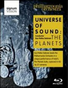 Universe of Sound: The Planets - Blu-ray