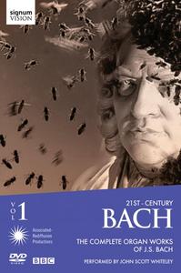 Film Johann Sebastian Bach. Integrale della musica per organo
