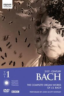 Johann Sebastian Bach. Integrale della musica per organo (DVD) - DVD di Johann Sebastian Bach