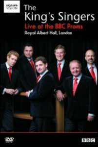 Film The King's Singers. Live at the BBC Proms