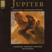 Jupiter - CD Audio di Antoine Forqueray,Charivari Agréable