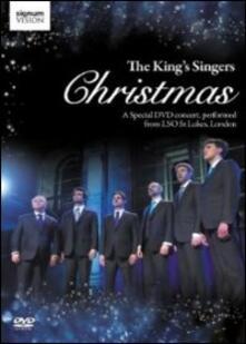 The King's Singers. Christmas - DVD