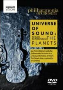 Universe of Sound: The Planets - DVD