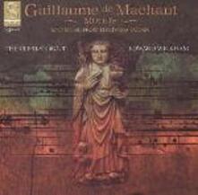 Mottetti e musica dal Codice di Ivrea - CD Audio di Guillaume de Machaut