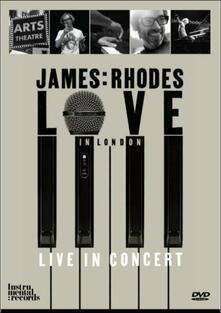 James Rhodes. Love in London. Live in Concert - DVD
