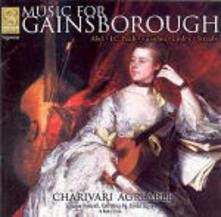 Music for Gainsborough - CD Audio di Charivari Agréable