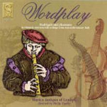 Wordplay. Madrigali e canzoni del XVI secolo - CD Audio