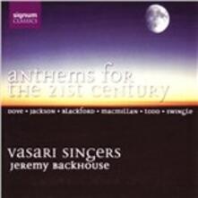 Anthems per il XXI secolo - CD Audio