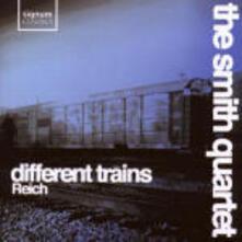 Quartetti - CD Audio di Steve Reich