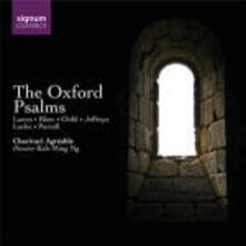 Salmi di Oxford - CD Audio
