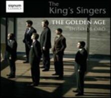 The Golden Age. Siglo de Oro - CD Audio di King's Singers