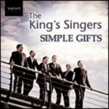 Simple Gifts - CD Audio di King's Singers