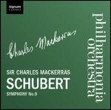 Sinfonia n.9 - CD Audio di Franz Schubert,Sir Charles Mackerras,Philharmonia Orchestra