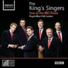 The King's Singers - CD Audio di King's Singers
