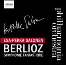 Sinfonia fantastica (Symphonie fantastique) / Ouverture Leonore II - CD Audio di Ludwig van Beethoven,Hector Berlioz,Esa-Pekka Salonen,Philharmonia Orchestra