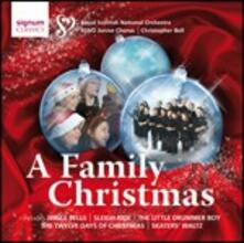 A Family Christmas - CD Audio