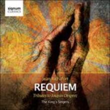 Requiem - Tribute to Desprez - CD Audio di Jean Richaford