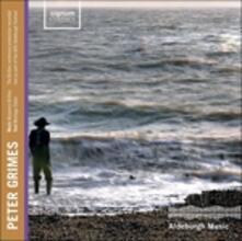 Peter Grimes - CD Audio di Benjamin Britten