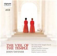 The Veil of the Temple - CD Audio di John Tavener