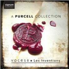 A Purcell Collection - CD Audio di Henry Purcell