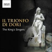 Il Trionfo di Dori - CD Audio di King's Singers