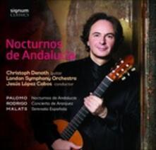 Nocturnos de Andalucia - CD Audio di Christoph Denoth