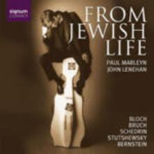 From Jewish Life - CD Audio di Paul Marleyn