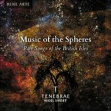 Music of the Spheres - CD Audio di Tenebrae