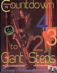 Countdown to Giant Steps - CD Audio