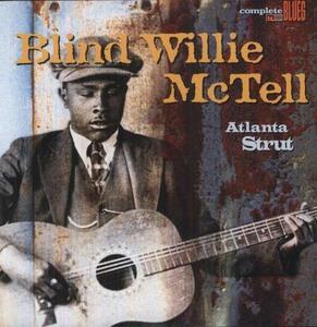 Atlanta Strut - Vinile LP di Blind Willie McTell