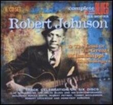 Last of the Great Mississippi Blues Singers - CD Audio di Robert Johnson