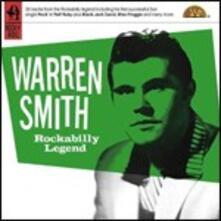Rockabilly Legend - CD Audio di Warren Smith