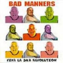 Viva La Ska Revolution - CD Audio di Bad Manners