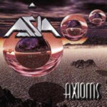 Axioms - CD Audio di Asia
