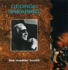 The Master Touch - CD Audio di George Shearing