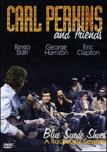 Film Carl Perkins & Friends. Blue Suede Shoes