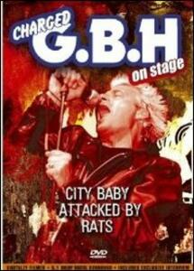G.B.H. City Baby Attched By Rats - DVD