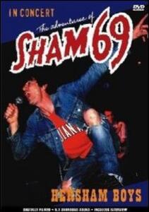 Sham 69. Hersham Boys In Concert - DVD
