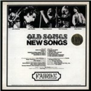 Old Songs New Songs - Vinile LP di Family