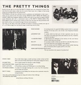 The Pretty Things - Vinile LP di Pretty Things - 2