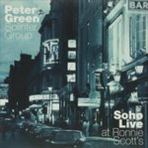 Soho-Live at Ronnie - Vinile LP di Peter Green